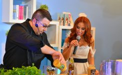 Teddy Katzarova's Cooking book – cooking show & live concert