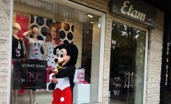 ETAM: Mascot promo activity