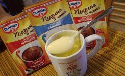 DR.OETKER: Mug Pudding