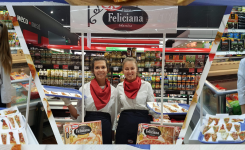 Pizza Feliciana – Baking and tasting