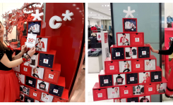 Celio* – Christmas campaings with special desgined advent calendars