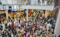 1st June – Mall Veliko Tarnovo